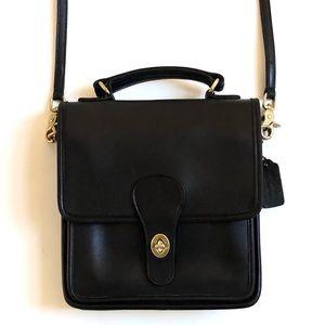 Authentic Coach Station Crossbody Bag
